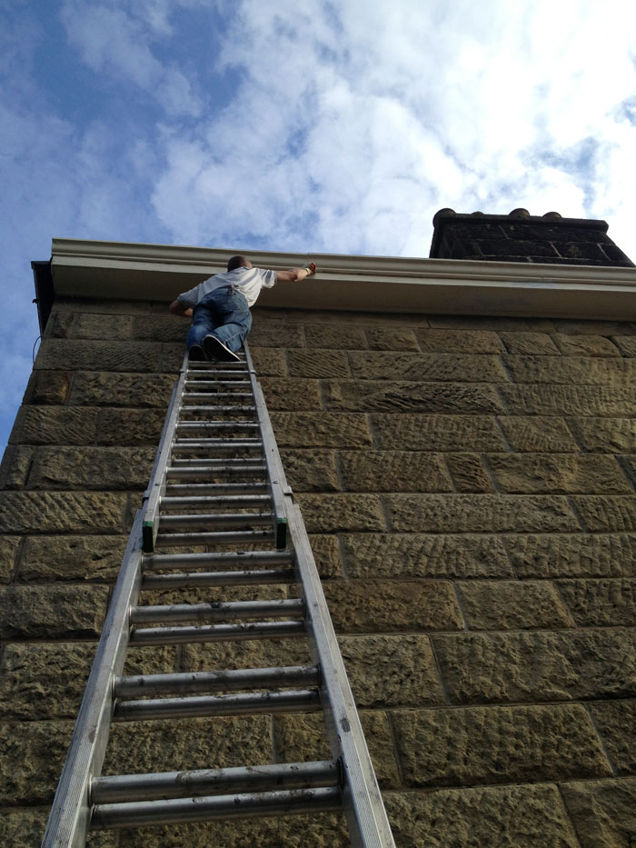 Gutter Maintenance Glasgow Dg Roofing And Guttering